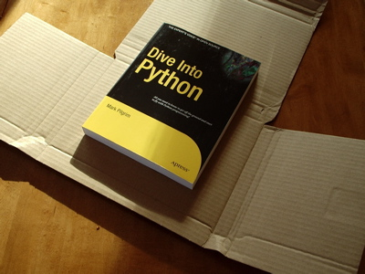 Got a book michel fortin - Dive into python ...